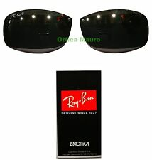 RAY BAN RB 8305 GREEN POLARIZED / VERDE POLARIZZATO ORIGINAL REPLACEMENT LENSES