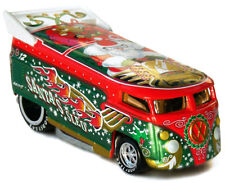 Hot Wheels Liberty Promotions Christmas - Santa's Sled VW Drag Bus