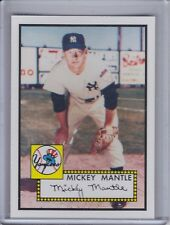 MICKEY MANTLE 2006 Topps Rookie of the Week #25 (C4569)