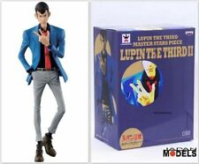 Lupin The Third LUPIN THE THIRD II 2 Masters Stars Piece Banpresto 26cm Nuovo