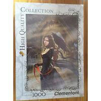 Clementoni Gothic: Mists of Vespertide Jigsaw Puzzle (1000 Piece) New Sealed