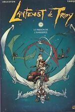 BD  Lanfeust de Troy  T.5  Le frisson de l'Haruspice - E.O.. 1997 TBE  - Tarquin