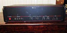 Vintage Awe Paging Amplifier Model Pa600