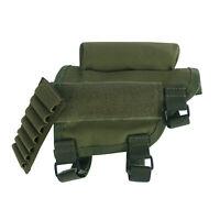 Tourbon Shooting Cheek Rest Riser Magazine Slide Carrier Ammo Holder Buttstock