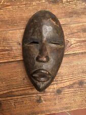 Afrikanische Maske Stammes Kunst