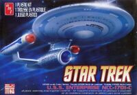 AMT 661 Star Trek Enterprise 1701-C 1/2500 Scale Plastic Model Kit