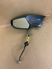 10 15 Chevy Camaro Driver Side Mirror Left Heated OEM SS ZL1 Cyber Grey LH