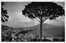 B3853 Italy Napoli Villanova 1937 front/back scan