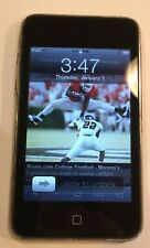 Apple iPod Touch 2nd Gen 8GB Silver A1288 Tested Works Mint Screen Factory Reset
