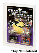 Transformers Cassette Acrylic Display Case