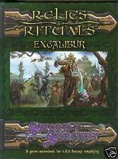 D20  RELICS & RITUALS EXCALIBUR