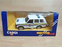 Corgi Toys - C597/3 Range Rover - Police - Boxed - Retro