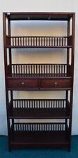 chinesische Möbel Bücherregal antik massivholz Holzregal Regalschrank