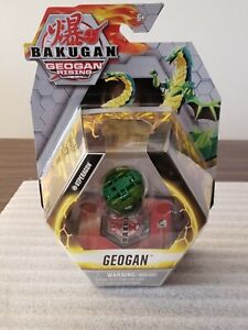 Bakugan Geogan Rising Viperagon with Gate Card