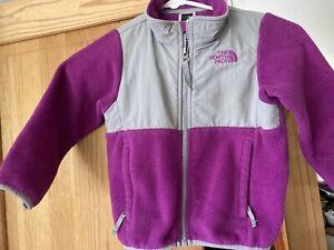 The North Face Polartec Kid's Fleece Jacket Size 3T Toddler Girl Coat