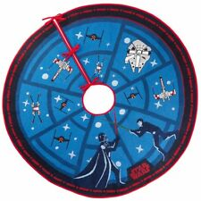Presale Hallmark 2018 Star Wars™ The Force Is Strong Tree Skirt With Light