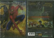 DVD - SPIDERMAN 3 avec TOBEY MAGUIRE, KIRSTEN DUNST, JAMES FRANCO