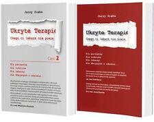 Ukryte Terapie część 1 i 2 Jerzy Zięba NOWA