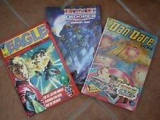 THREE GREAT ANNUALS FROM THE (70s)(80s)&(90s)