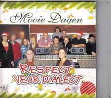 Respect Veur Dialect-Mooie Dagen cd single