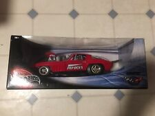 HOT WHEELS 2000 PEP BOYS PRO STOCK CORVETTE 100% SERIES RED PAINT