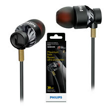 Philips SHE5300BK DJ Style In-ear Headphones SHE5300 Black