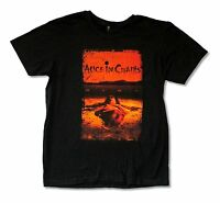 Alice In Chains Dirt Black T Shirt New Official Adult Aic Classic Album Art