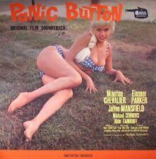 GARVARENTZ, Georges - Panic Button (Soundtrack) - Vinyl (LP)
