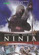 Ninja: Shadow of a Tear (2013) Movie English Sub _ PAL Region 0 _ Scott Adkins