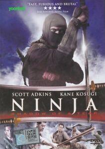 Ninja: Shadow of a Tear (2013) Movie English Sub _ PAL Region 0 _ Scott Adkins
