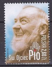 POLAND 2018 **MNH SC#  St. Father PIO