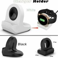 For Samsung Galaxy Watch Active 2 40/44mm Silicone Charging Dock Stand Holder NL