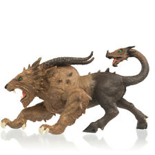 Papo Mythical Lion Goat Beast Serpents Tail Fantasy Figures Toy Action Figurine