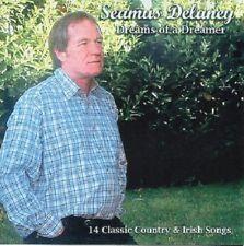Seamus Delaney - Dreams of a Dreamer (Irish Country Music CD)