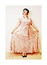 Original 1940s Vintage Dresses for Women