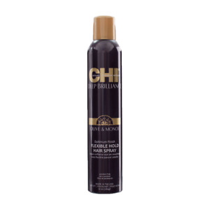CHI Deep Brilliance Flex & Hold Hairspray 10 oz.