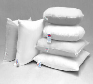 Set - 4 Hollowfibre Cushion Pads Inners Inserts Fillers Scatters-All Sizes Sale*
