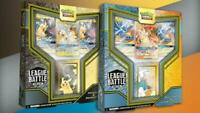 Pokemon TCG League Battle Decks Pikachu & Zekrom + Reshiram & Charizard