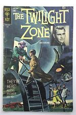 Vintage 1968 The Twilight Zone Number 26 Rod Sterling Gold Key Comic Book P986