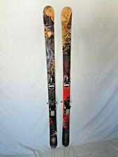 New listing Dynastar 6th Sense Distorter all mtn twin tip skis 179cm w/ LOOK PX12 bindings ~