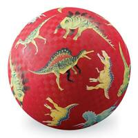 Playground Ball (Land of Dinosaurs) - 12.7cm - Crocodile Creek Free Shipping!