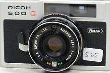 Ricoh 500G Camera!!!! WORKS IN MANUAL!!!