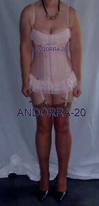 Brand New Ann Summers Victoriana Corset/Basque 12