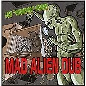 "Lee ""Scratch"" Perry - Mad Alien Dub (2010)  CD  NEW/SEALED  SPEEDYPOST"