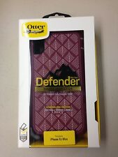 """NEW Otterbox Defender Case & Belt Clip Holster for Apple iPhone Xs MAX (6.5"""")"""