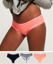 Superdry Womens Lola Lace Briefs Triple Pack