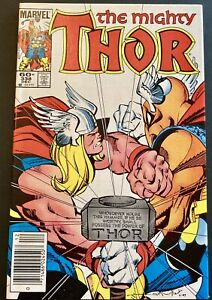 Mighty Thor #338 High Grade NM 2nd Appearance Beta Ray Bill Newsstand 1983