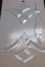 Glass Bevel Cluster