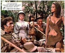 Carry on Up the Jungle original lobby card Valerie Leon Frankie Howerd Joan Sims