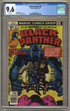 Black Panther #8 (CGC 9.6) White p; Jack Kirby; Marvel; 1978; Newsstand (j#5972)